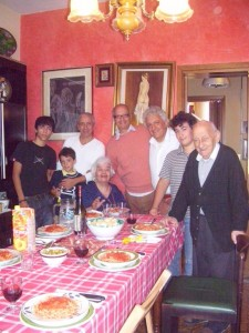 Strongoli Family